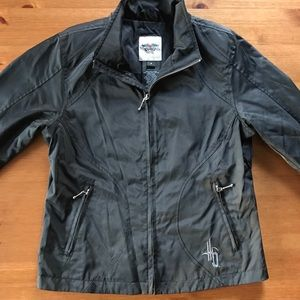 Harley-Davidson embroidered light weight jacket